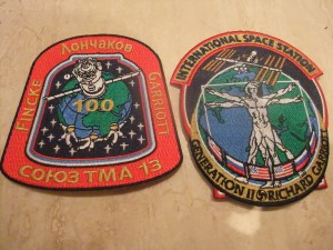 Garriott patches