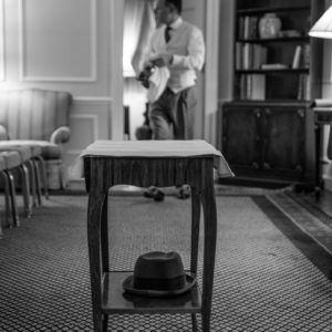 The Lyndon Johnson Suite, photo by Evan Zimmerman for MurphyMade