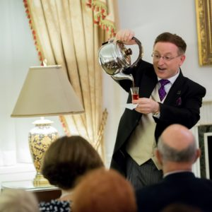 Chamber Magic performance in The Lyndon Johnson Suite, photo by Evan Zimmerman for MurphyMade