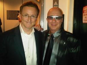 Paul Shaffer and Steve