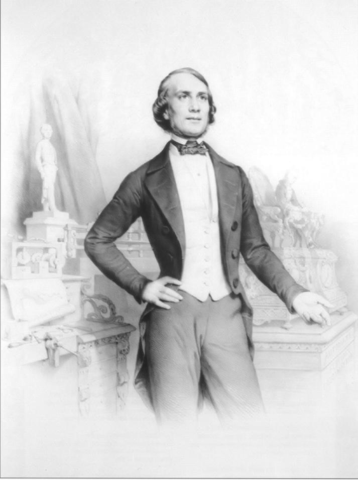 Robert Houdin pose