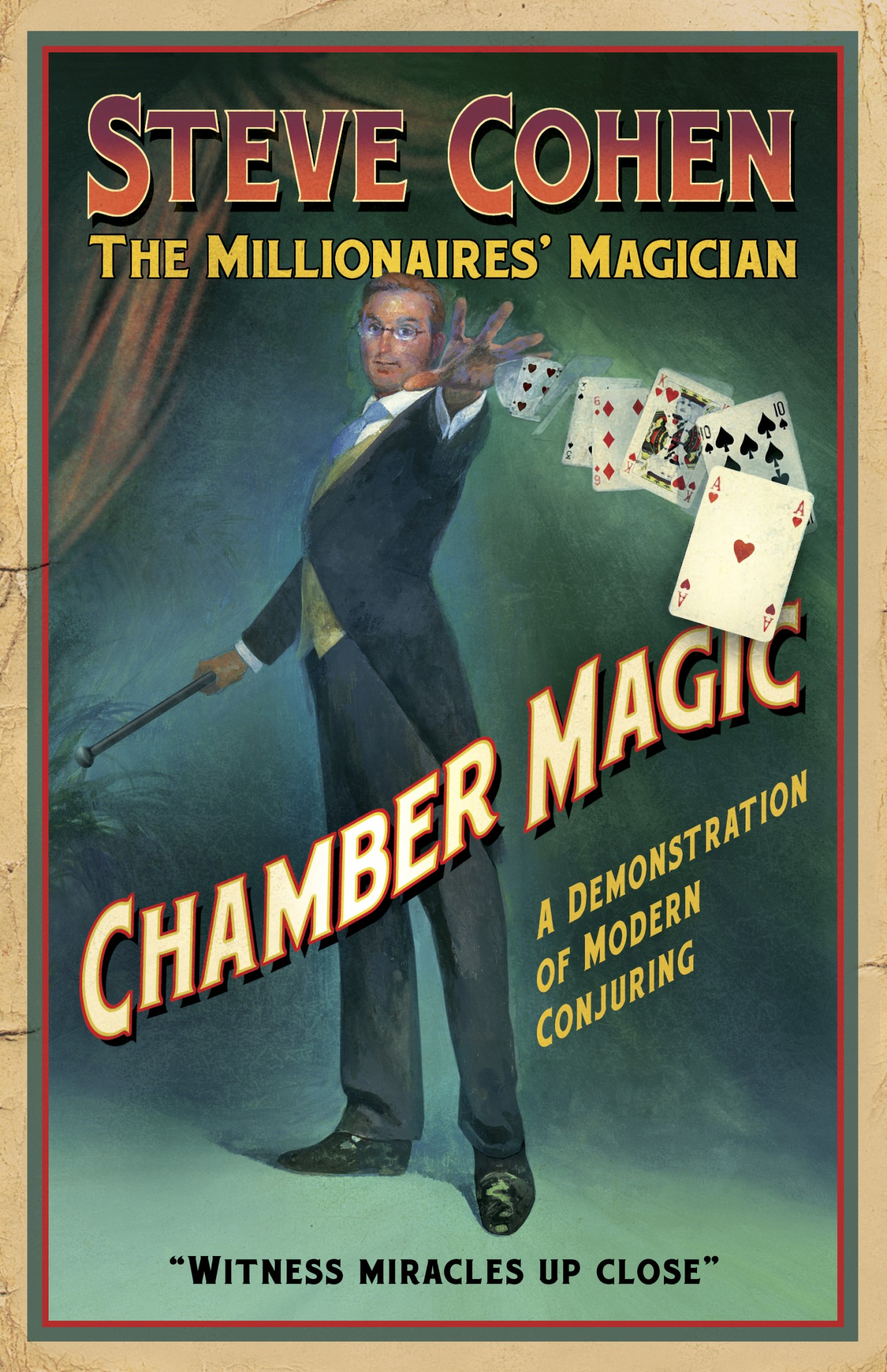 Magic Shows in NYC