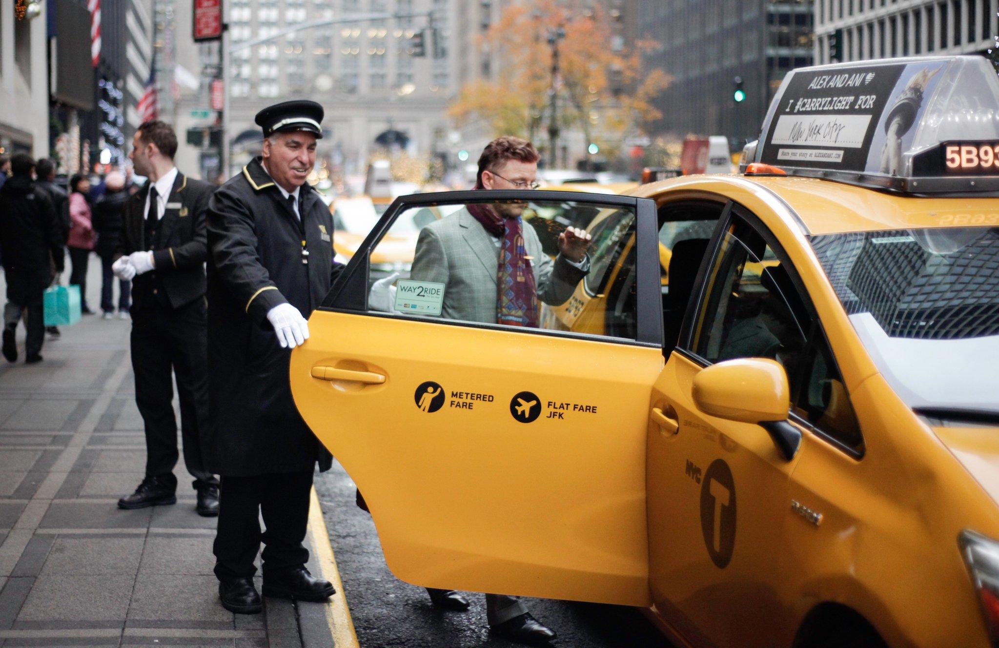 waldorf-taxi